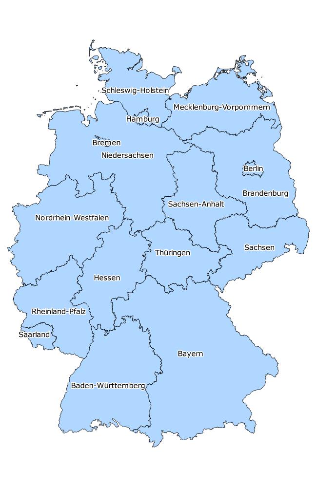 Deutschland Pal